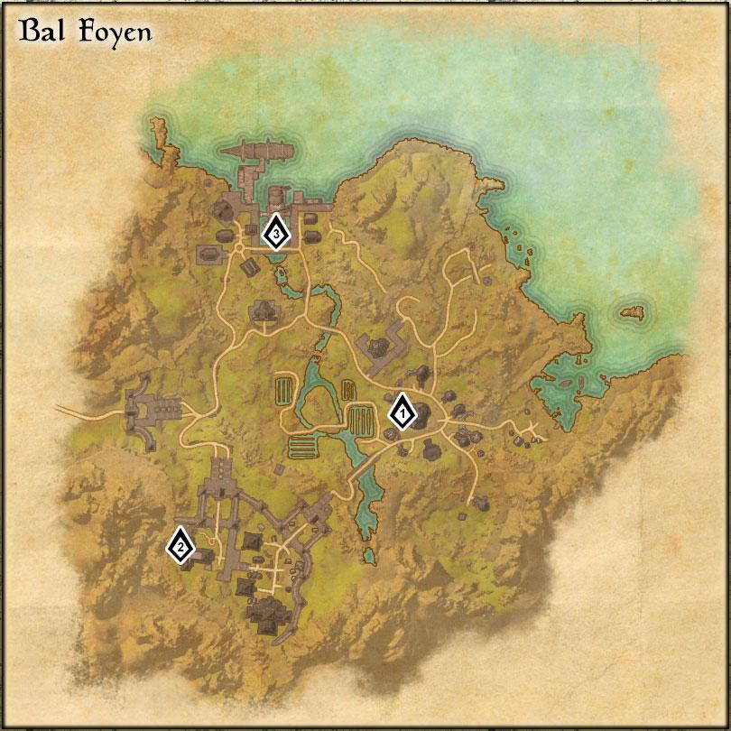 Bal Foyen - Skyshards