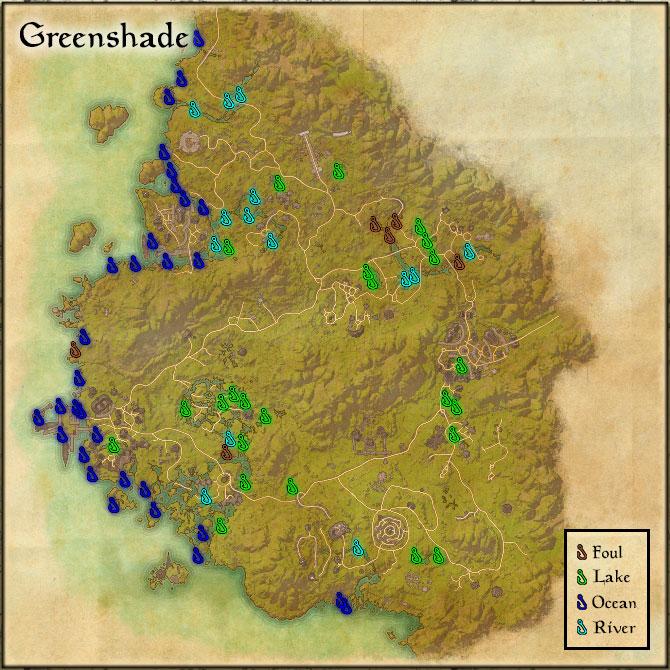 Greenshade - Fishing Holes