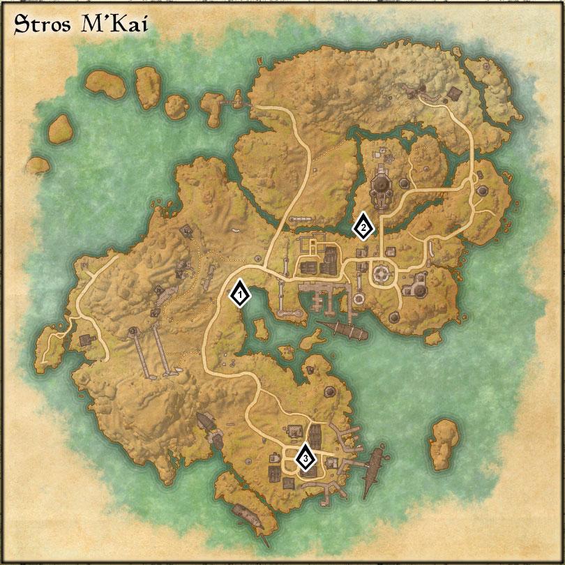 Stros M'Kai - Skyshards