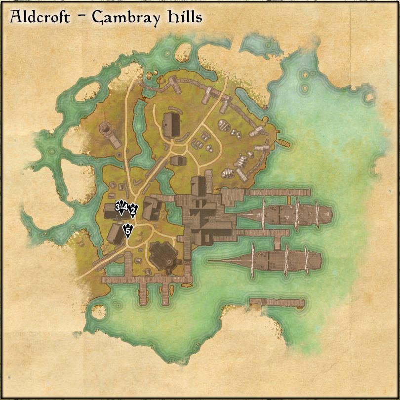 Aldcroft: Cambray Hills