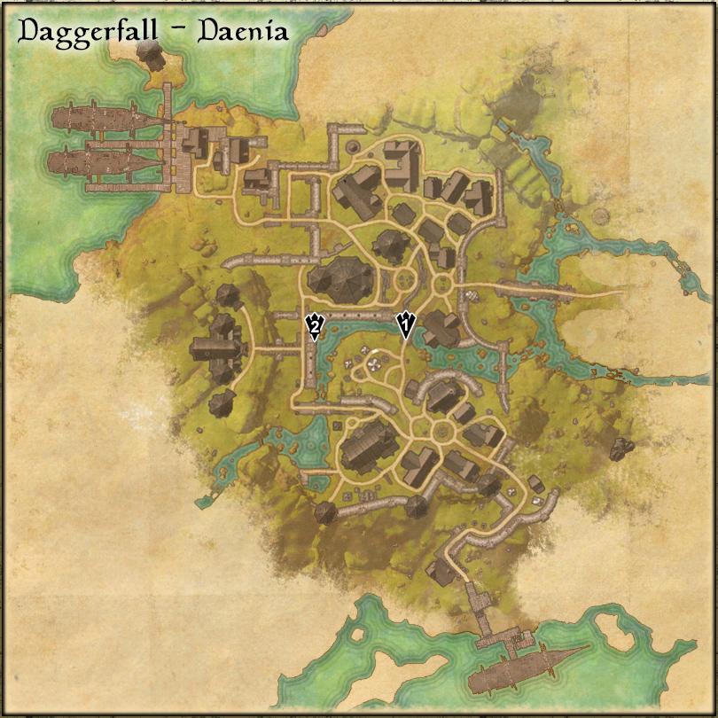 Daggerfall: Daenia