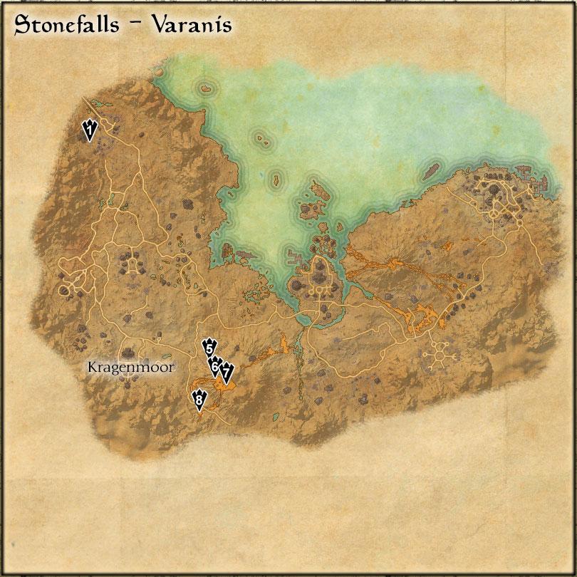 Stonefalls: Varanis
