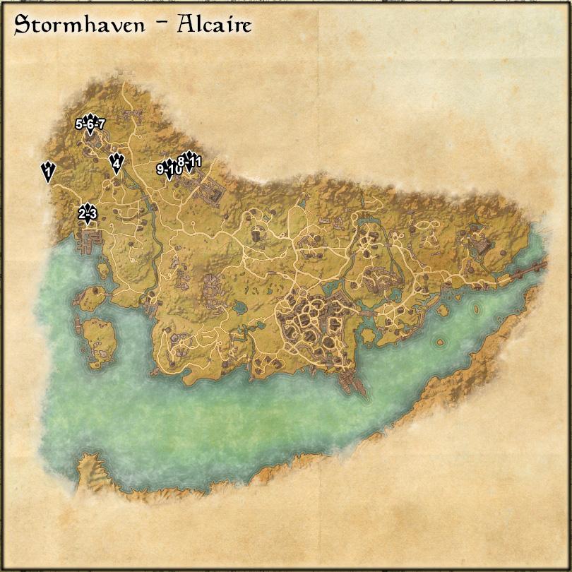 Stormhaven: Alcaire