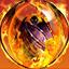 Dragon Fire Scale