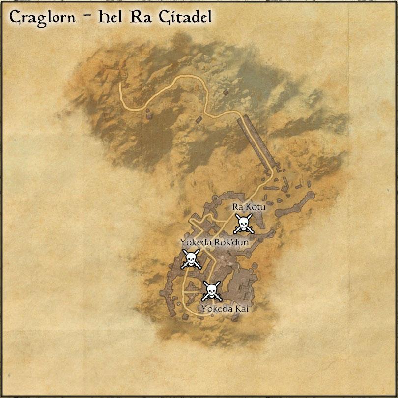 Craglorn: Hel Ra Citadel