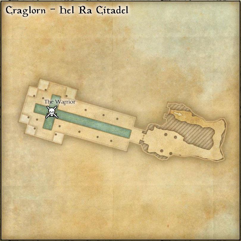 Craglorn: Hel Ra Citadel - Warriors Chamber