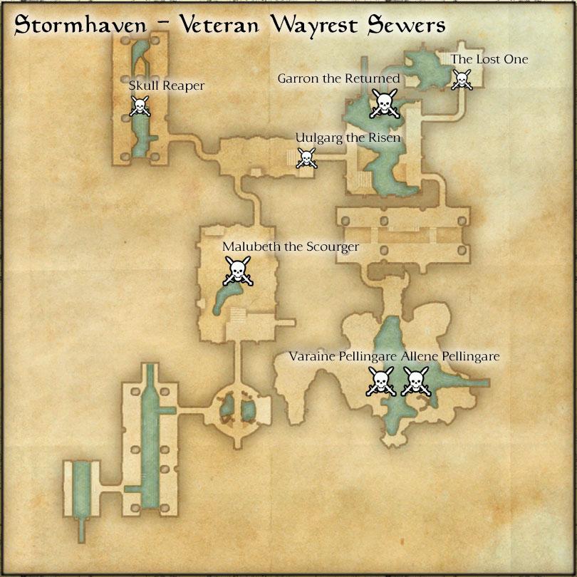 Veteran Wayrest Sewers