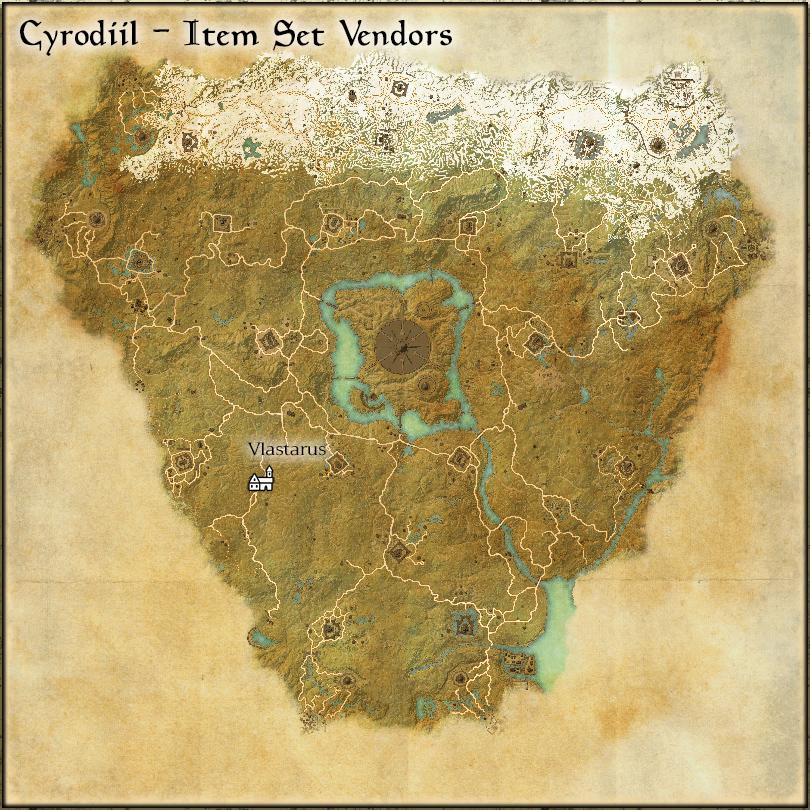 the elder scrolls online pvp item set vendors teso guides