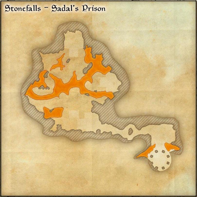 Stonefalls: Sadal's Prison