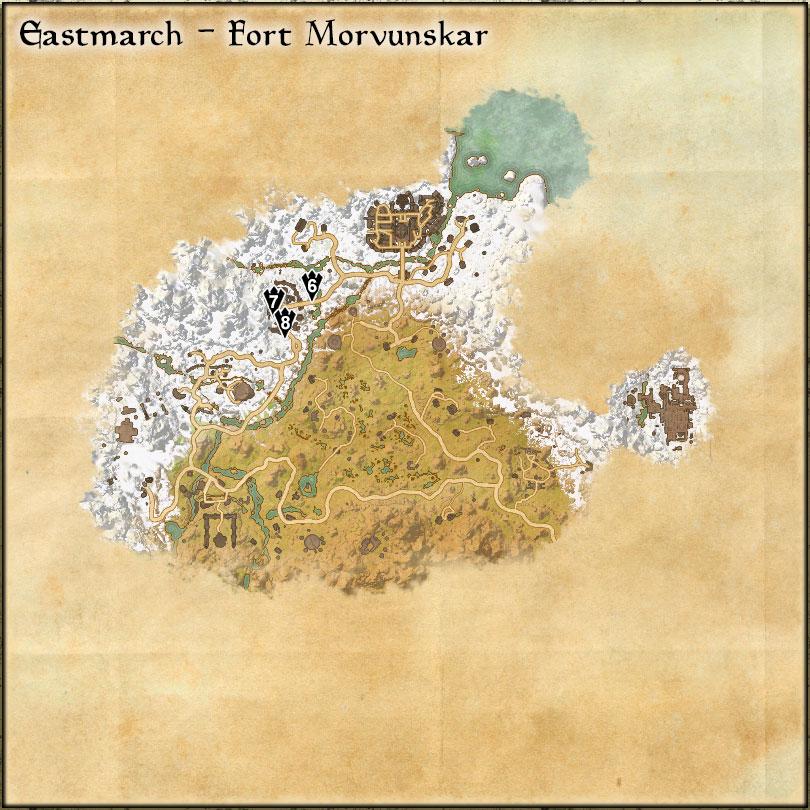 Eastmarch: Fort Morvunskar